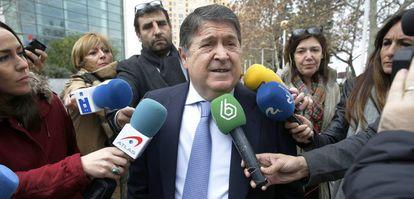 El expresidente de la Generalitat valenciana José Luis Olivas.
