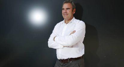 Javier Pérez Dolset, fundador de Zed, en Madrid.