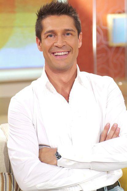 El presentador de televisión, Jaime Cantizano.