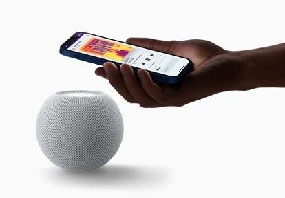 El Homepod Mini de Apple