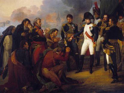 Napoleón, icono del arte