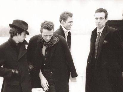 The Clash, en una imagen sin datar.