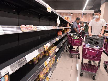 Malasia ha registrado este miércoles su mayor subida de nuevos contagios hasta la fecha