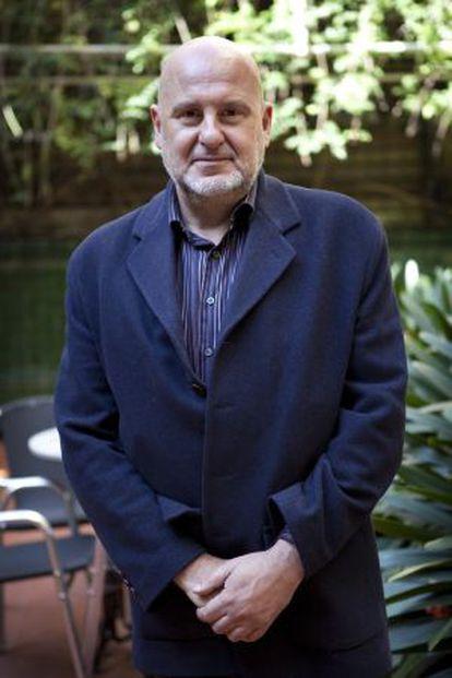 El presidente de la SGAE, Antón Reixa.