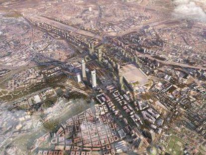 Arquitectos, urbanistas y expertos ven necesario dotar de viviendas y servicios el norte de la capital pero lamentan algunas carencias del proyecto