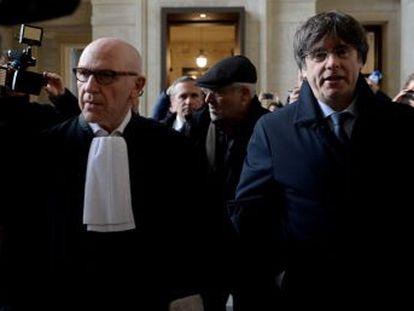 El magistrado acepta la petición del expresidente catalán de dar más tiempo para preparar su defensa
