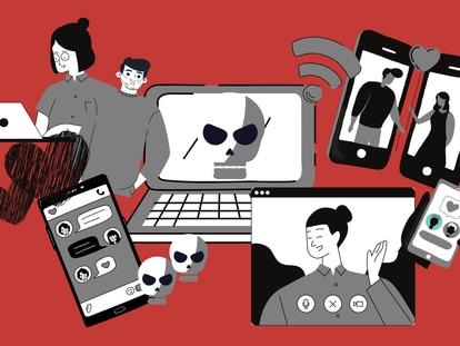 Los ciberdelincuentes van tras la vulnerabilidad en línea de los nacidos entre 1996 y 2012.