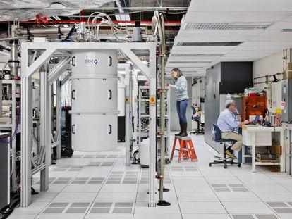 Investigadores de IBM Q Network,