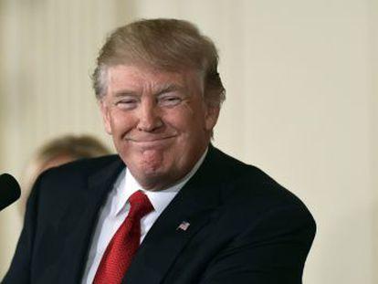 El presidente anuncia que no validará el pacto, pero no lo rompe. Su objetivo es ampliar su perímetro punitivo y que se sancione también el programa balístico