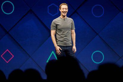 Mark Zuckerberg en la pasada conferencia F8 en San José.
