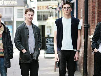 La banda británica Alt-J.