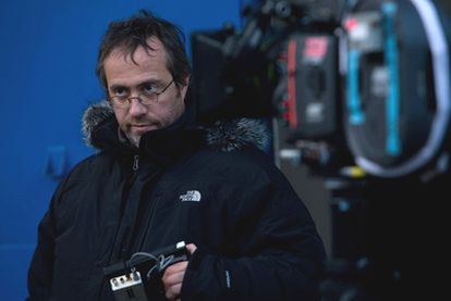 El director belga Jaco van Dormael.