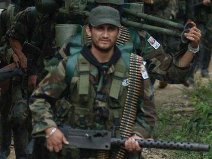 Miembros de las FARC en Colombia.