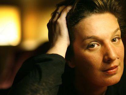 La cantante portuguesa Dulce Pontes.