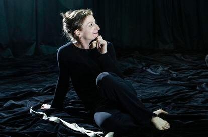 La bailarina y coreógrafa María José Ribot.