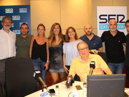 Imagen de grupo de la nueva temporada de Ser Catalunya, 2019-2020.