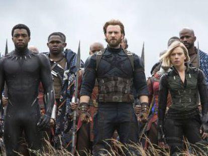 ¿Es tan grave conocer de antemano el final de  Vengadores  Infinity War ? La película de superhéroes ha reabierto el debate sobre los destripes