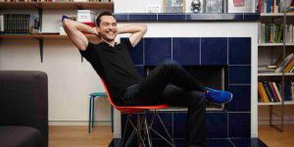 Nathan Blecharczyk, cofundador de Airbnb.