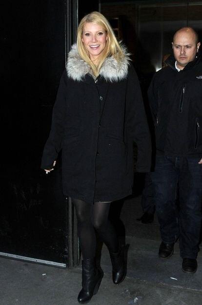 La actriz estadounidense Gwyneth Paltrow.