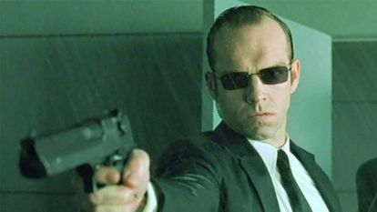 El Agente Smith, de la película 'Matrix' (1999)