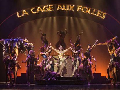 Escena de 'La Jaula de las Locas'.
