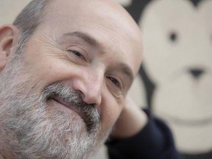 Javier Cámara, actor y director.