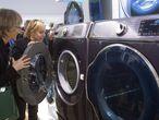 Lavadoras Samsung sin apenas uso de agua.
