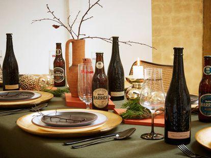 Este año la cena de Nochebuena se toma con cervezas