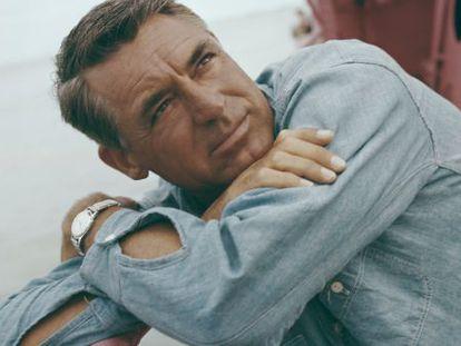 Cary Grant, en una imagen de 1955.