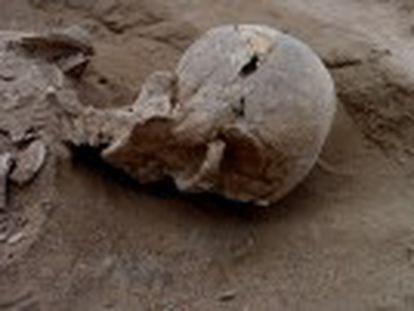 Los restos de la matanza de 27 cazadores y recolectores en Kenia cuestionan que las sociedades primitivas fueron menos Los restos de la primera matanza documentada entre cazadores y recolectores cuestionan que las sociedades primitivas fueron menos sanguinarias