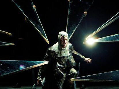 Ricardo III, de Atalaya Teatro, una de las obras del circuito andaluz.