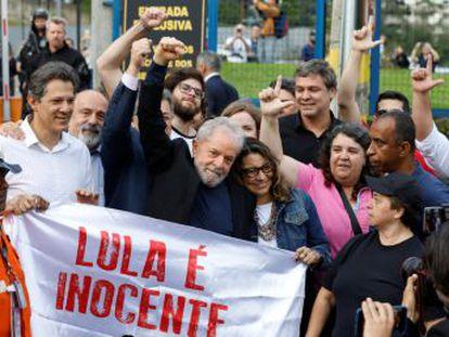 Un juez ha autorizado la liberación después de que el Supremo aprobara este jueves que los condenados solo entrarán a la cárcel cuando la sentencia sea firme