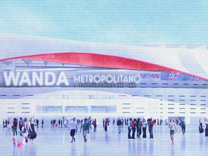Encuesta   El nombre del nuevo estadio del Atlético de Madrid