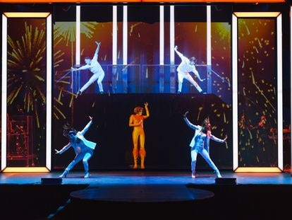 Imagen del espectáculo A Night With Whitney Houston