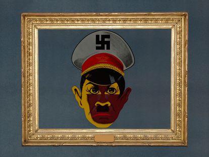'The Art Newspaper' se pregunta si es el Louvre el depositario apropiado del tapiz nazi, o sí quizás su mejor albergue es un museo histórico.