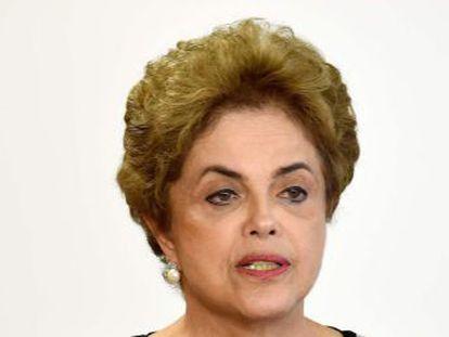 Dilma Rousseff agota sus recursos legales para evitar la destitución
