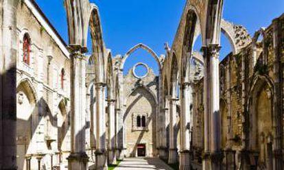 Convento do Carmo.
