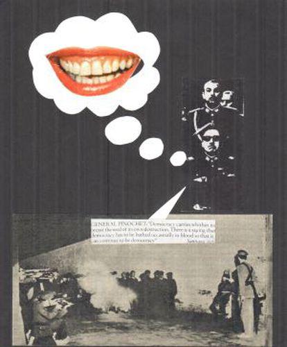 Fotomontaje (1977-79) del artista plástico chileno Guillermo Deisler.