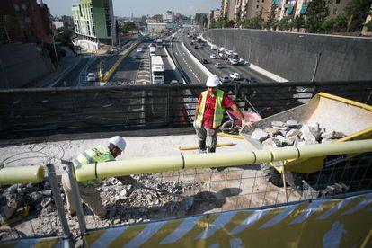 Las obras se centrarán en el puente de Sarajevo