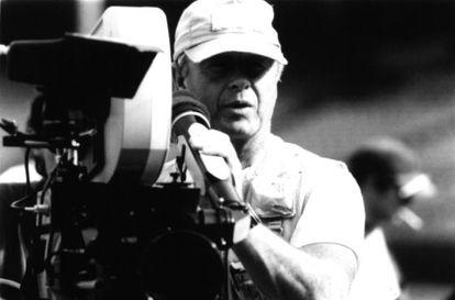 El cineasta Tony Scott.