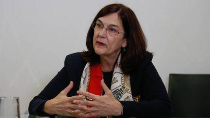 Cani Fernández, presidenta de la CNMC.