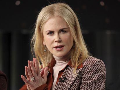Nicole Kidman, en enero de 2020.