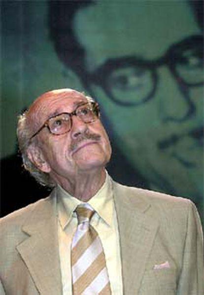 José Luis López Vázquez, en una foto de archivo de 2001.