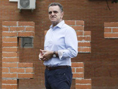 José Manuel Franco, aspirante a liderar el PSOE de Madrid.