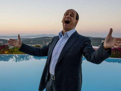 Fotograma de la película 'Loro' de Paolo Sorrentino.