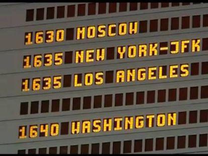 EE UU refuerza la seguridad en los aeropuertos.