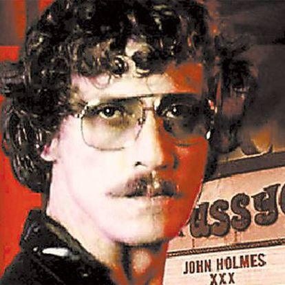 John Curtis Holmes.