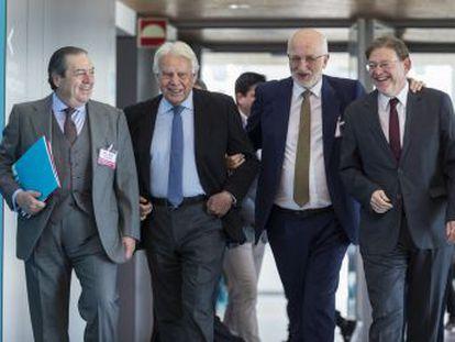 El expresidente de Gobierno ataca al PP por no renovar el Consejo del Poder Judicial