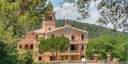 Villa Joana, a Vallvidrera.