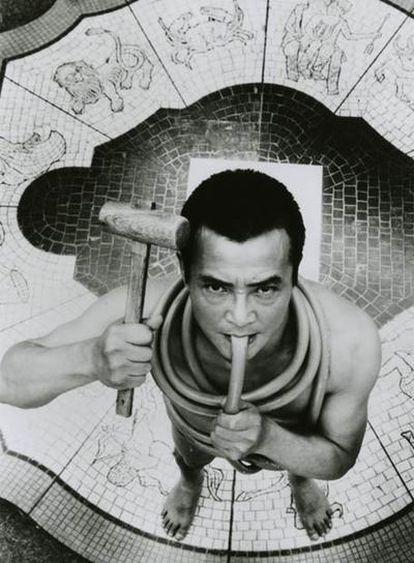 Ken Ogata, el protagonista del filme.